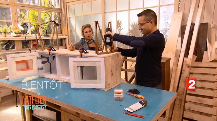 avant premi re avec l atelier d co france 2 veut refaire votre maison infos t l vision. Black Bedroom Furniture Sets. Home Design Ideas