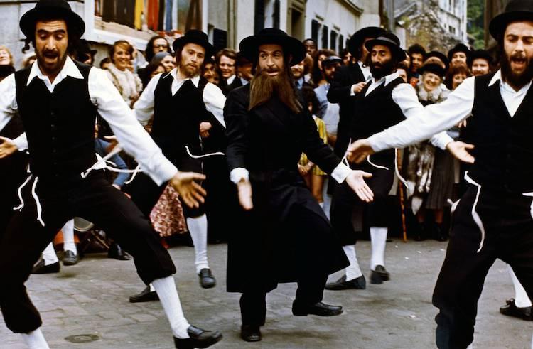 Louis de fun s a t il t doubl pour la danse de rabbi for Dans rabbi jacob