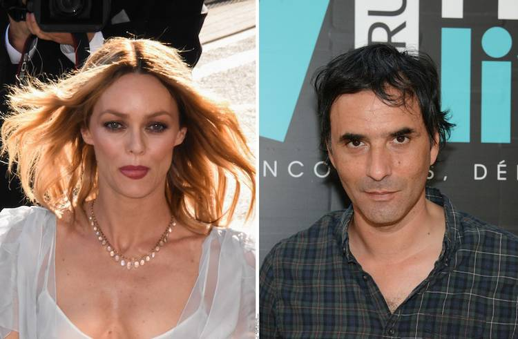 vanessa paradis en couple avec samuel benchetrit infos people t l pro. Black Bedroom Furniture Sets. Home Design Ideas